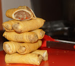 Beef Spring Rolls