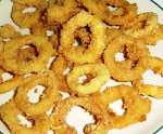 Crispy Calamari (Squid Rings)