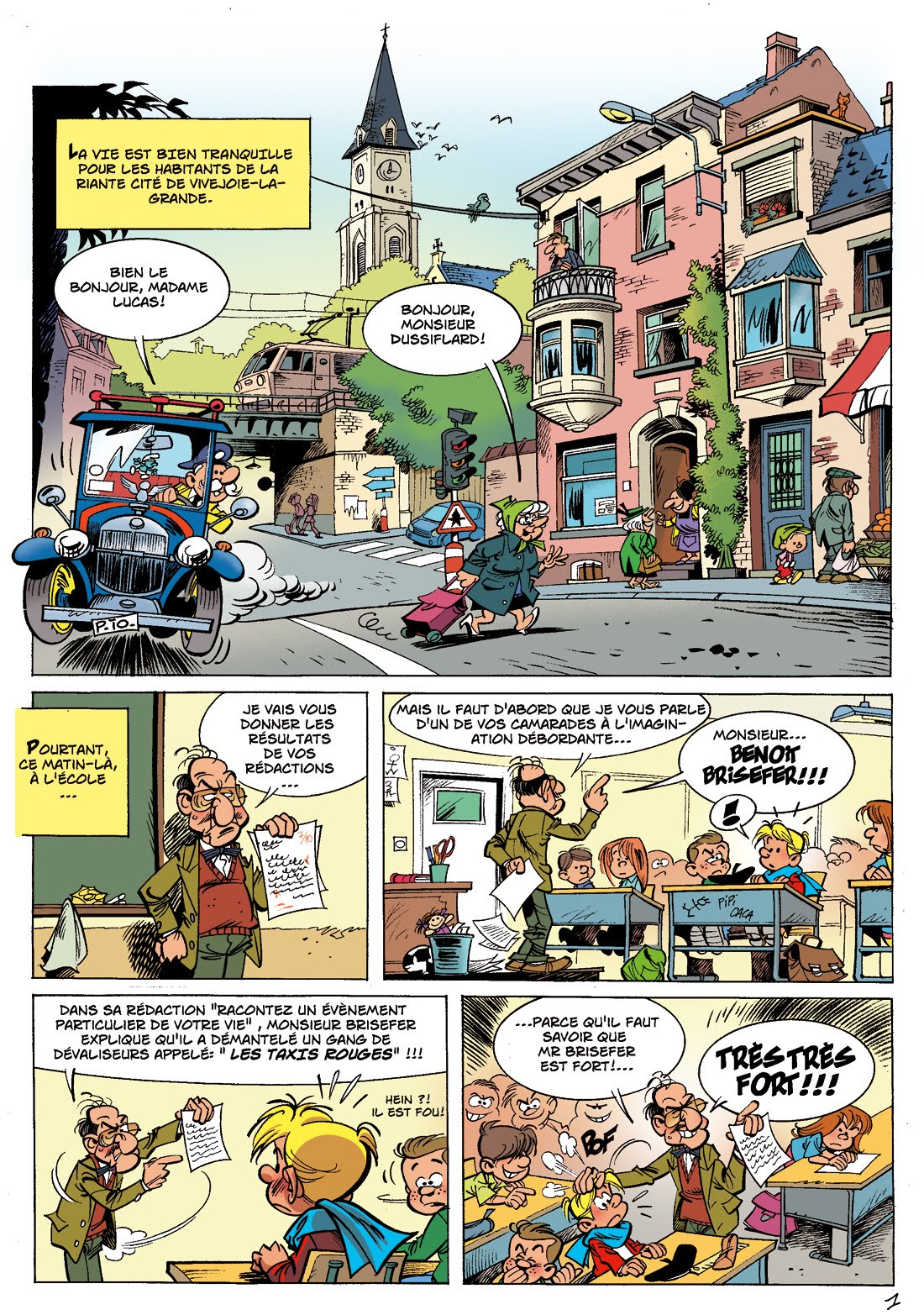 le blog  u00e0 dessin de krings  benoit brisefer  le grand