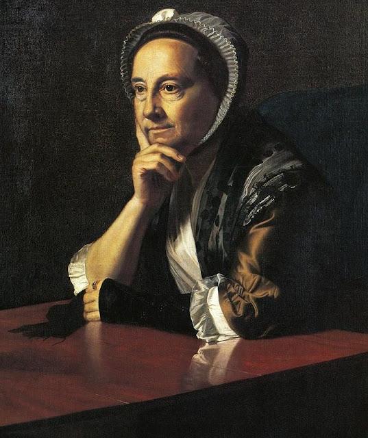 John Singleton Copley John Quincy Adams 1771 John Singleton Copley