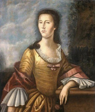 18th-century American Women: The Colonial American Portraits of Benjamin
