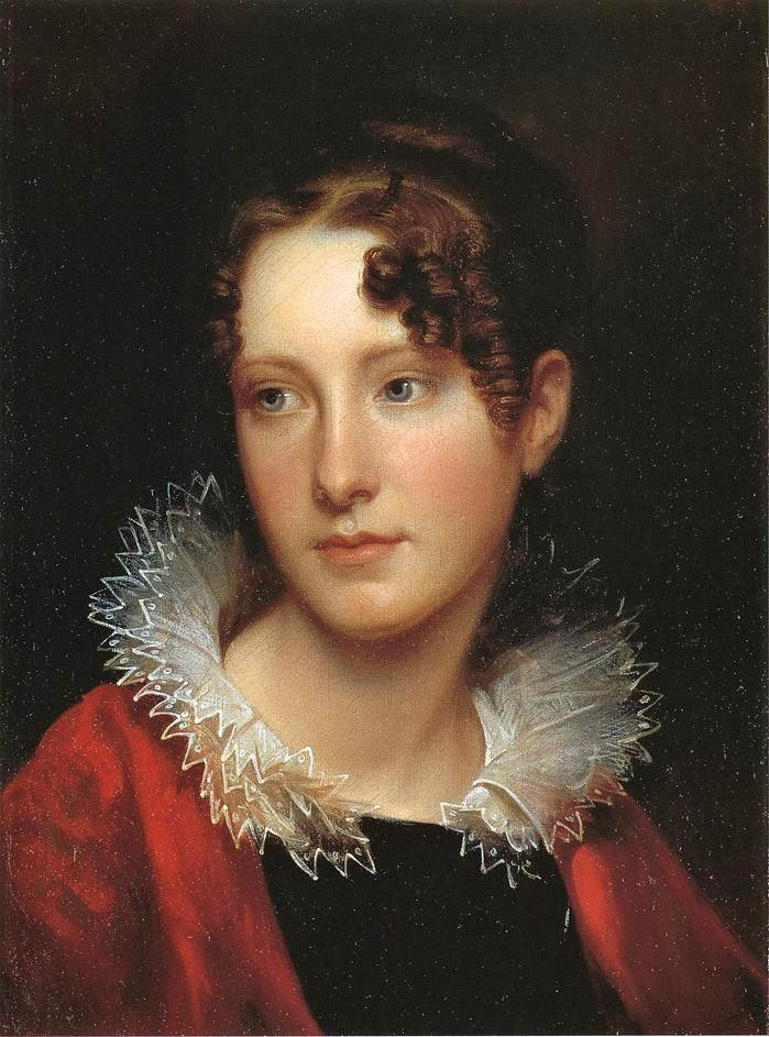 19c american women portraits of women by rembrandt peale
