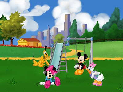 Wallpapers Mickey Mouse 2