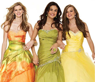 bridesmaid dresses 2010