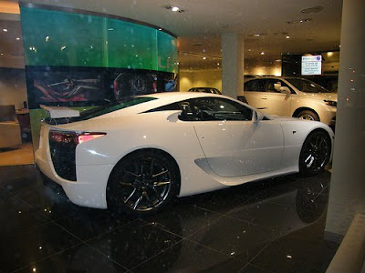 New Supersports car