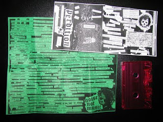 Perdition East Coast Tour cassette w/insert