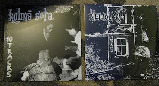 Kieltolaki and Kylma Sota LPs