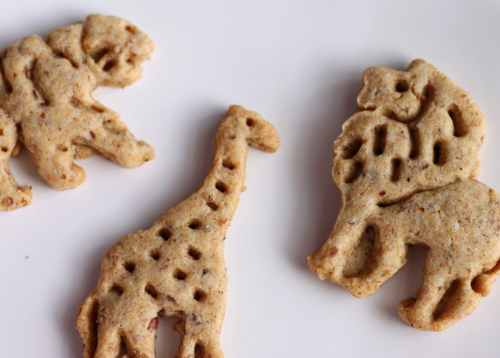 The Cilantropist: Whole Grain Animal Crackers