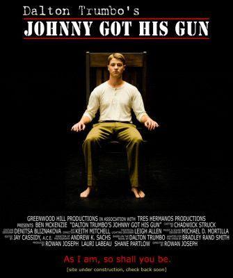 johnnys got a gun
