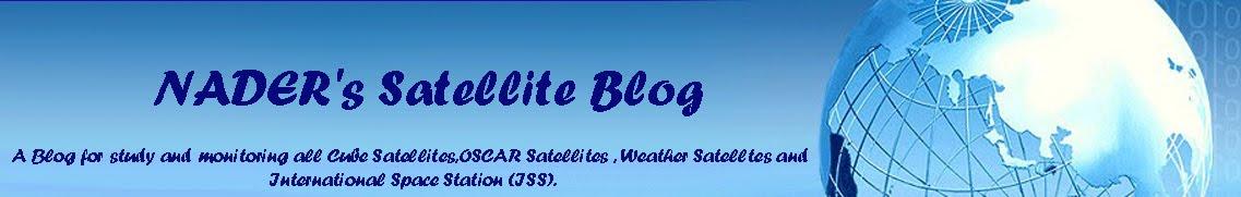 NADER's Satellite Blog