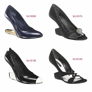 Marc Jacobs Reverse and Inverted Heels