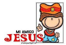 Mi mejor amigo se llama Jesús