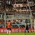 Temen un enfrentamiento entre La 12 y la barra de los Rojos en el Mundial