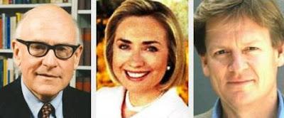 Glen Bowersock, Hillary Clinton, Michael Lewis