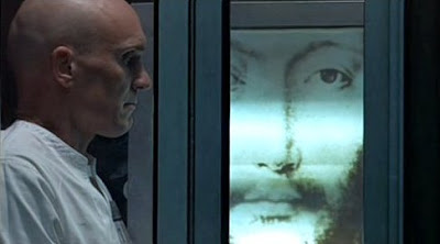 Robert Duvall in THX-1138