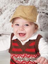 Evan, 6 months