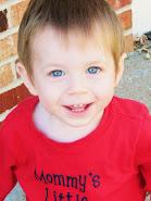 Evan, 18 months