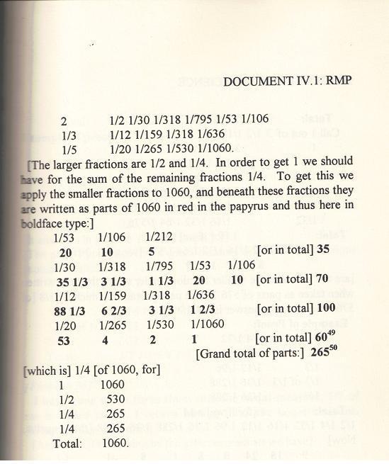 RMP 36, Clagett, 1999