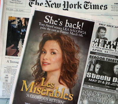 Lea Salonga - On My Own (Les Misérables) [720p] - YouTube