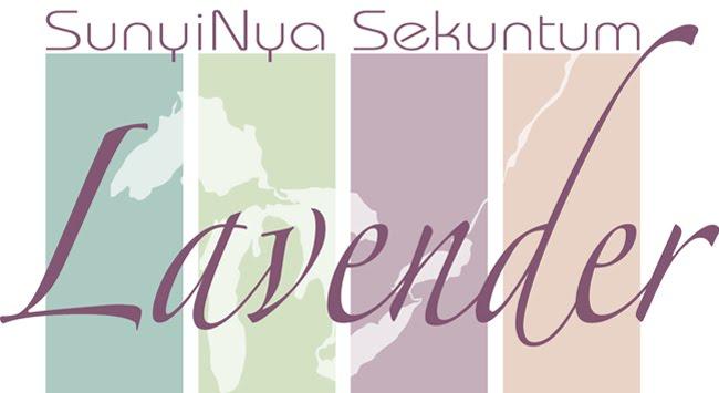 SunyiNya Sekuntum Lavender