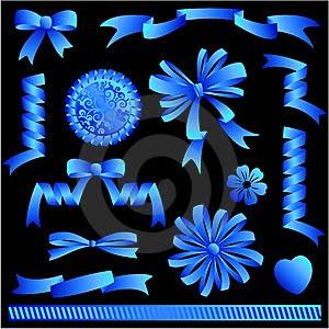 [blue+bows]