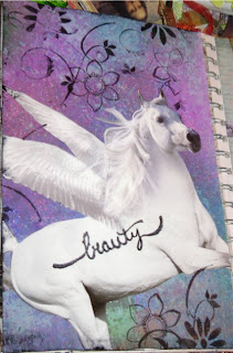 Pegasus Beauty -- are the 80s over yet?
