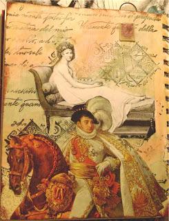 Jeanne Francoise Recamier & Lucien Bonaparte
