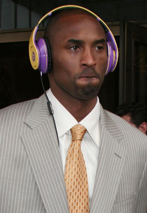 "IB Exclusive: Kobe Bryant Spotted in the Custom ""Beats By Dre"" Lakers"