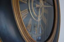 Min fina klocka köpt hos Hans Michaels på Humlegårdsgatan i Stockholm