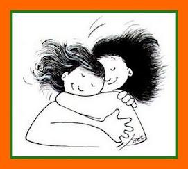 """Un """"abrazo apretao"""""""