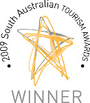 Bookabee wins Best Indigenous Tour Company 2009