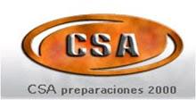 CSA Preparaciones 2000