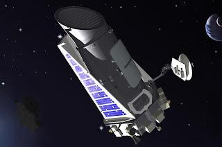 El telescopio espacial Kepler descubre sus cinco primeros planetas
