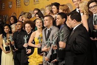 30 Rock, Mad Men y Glee, protagonistas en los premios del Sindicato de Actores