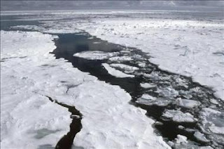 El hielo del Ártico está desapareciendo a un ritmo superior del calculado