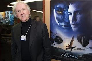 Avatar triunfa en los nuevos premios de cine en 3D. epa