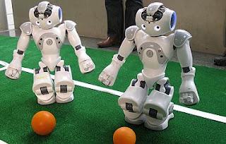 La 'Copa de Europa' de robots