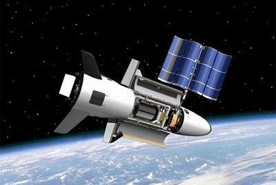 X-37B, un pequeño vehículo orbital rodeado de secretos