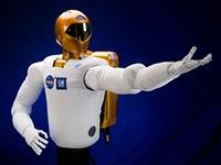 Los ocupantes de la estación espacial disfrutarán de la compañía de un robot
