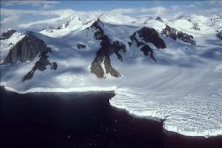 Descubierta una profunda corriente oceánica en la Antártida