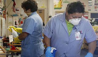 Ya son 42 las muertes por gripe A en México