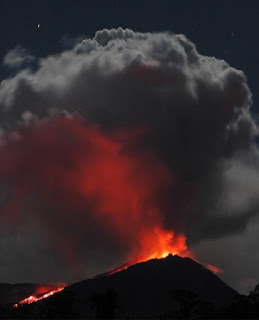 Una erupción volcánica pudo causar la extinción del Pérmico