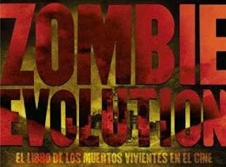 Zombie evolution, el libro de los muertos vivientes en el cine