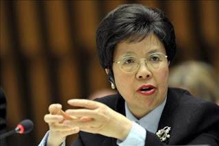 La directora general de la OMS asegura que el virus H1N1 es muy estable