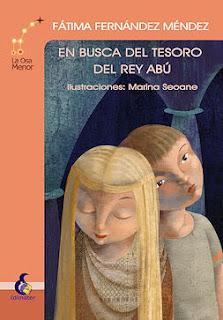 En busca del tesoro del rey Abú, de Fátima Fernández Méndez