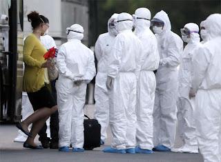 China aísla a 10.000 personas por un brote de peste neumónica