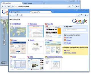 Google Chrome y HTML5, de la mano