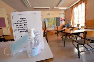 La Junta de Andalucía publica las instrucciones generales para prevenir contagios en los centros educativos