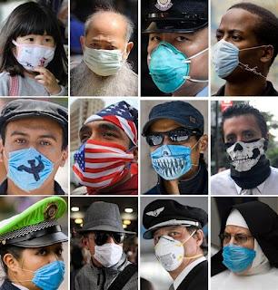 Las teorías de la conspiración de la gripe A