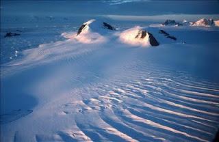 China terminará este año el mapa más completo de la Antártida Foto EPA
